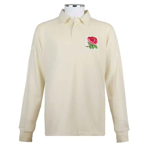 Vintage-England-Rugby-Shirt-Classic-Style-Front