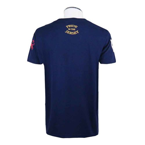 Classic-England-Rugby-T-Shirt-Triple-Blue-Navy-back