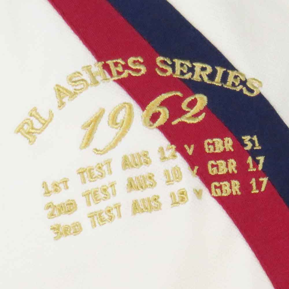 1962 Rugby League Ashes Great Britain Polo Ashes Series