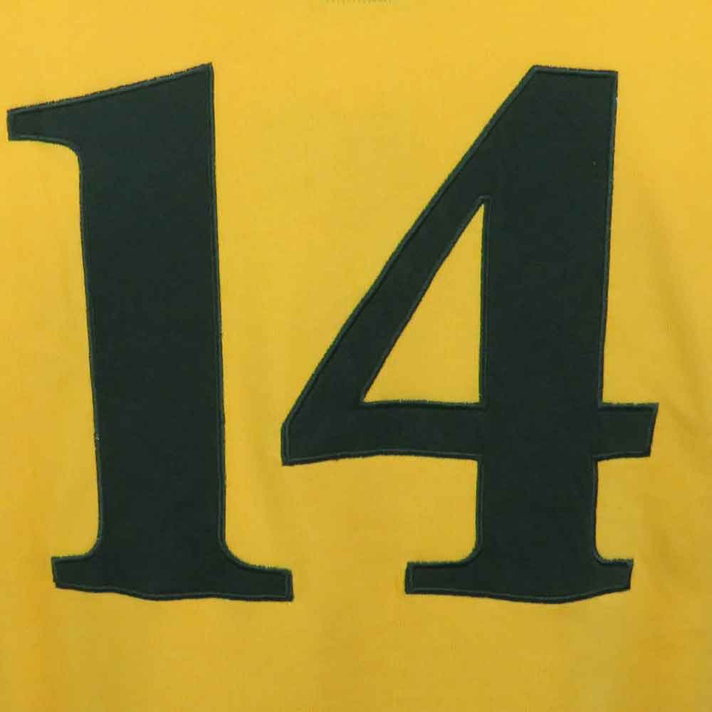 Australia Rugby Union Shirt Number