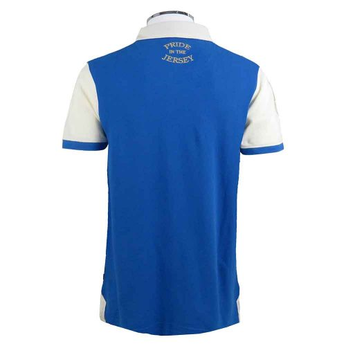 Retro-France-Rugby-Shirt-Polo-Maillot-de-Rugby-France-back