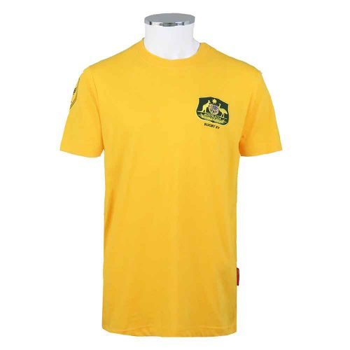 Vintage-Australia-Rugby-T-Shirt-Retro-Style-front