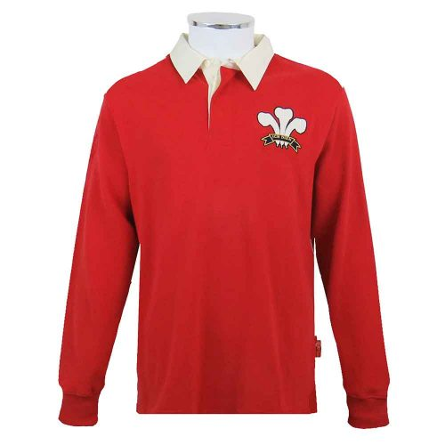 Wales-Rugby-Union-Shirt-Vintage-Jersey-Front