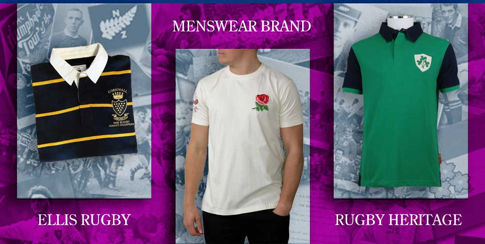 Ellis Rugby Union Menswear Clothing-Brand