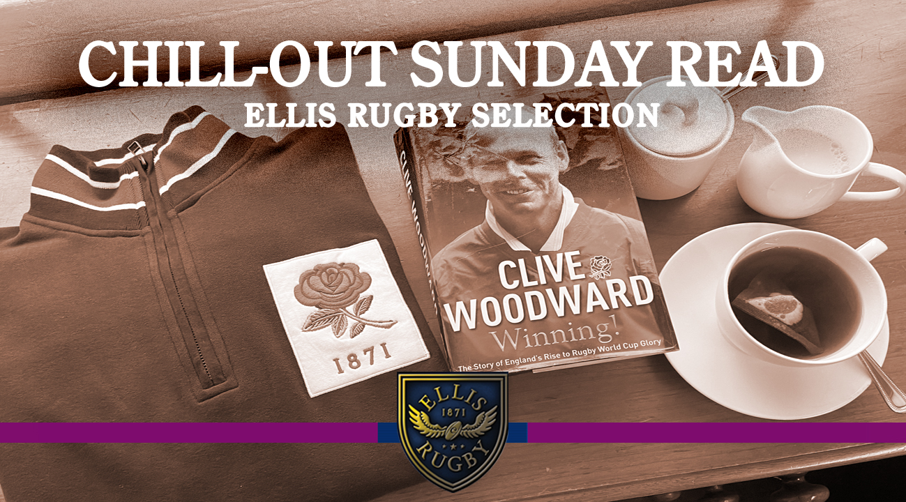 ellis-rugby-clive-woodward-book